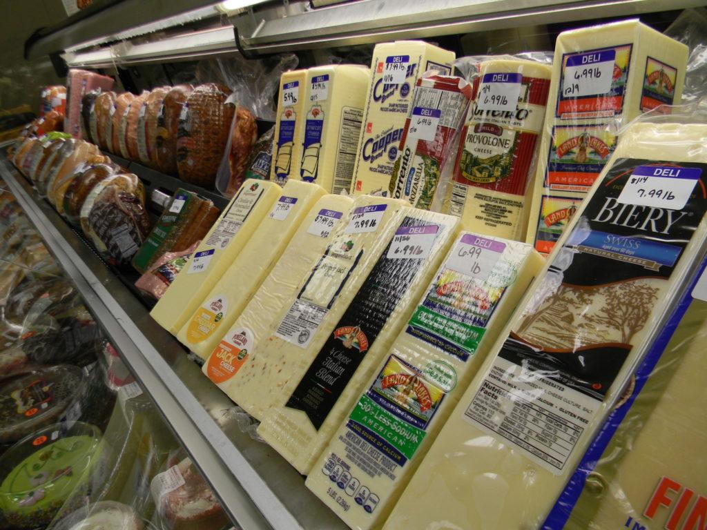 Umbrella Factory Supermarket Deli